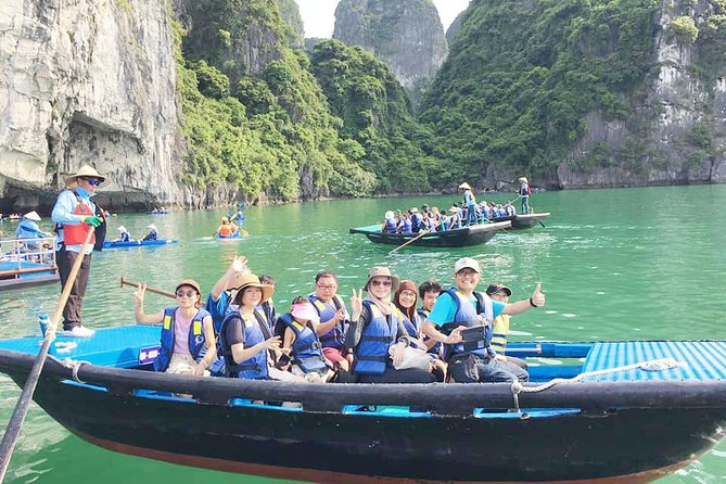 Premium Ha Long Full Day with Buffet - 6-Hour Trip