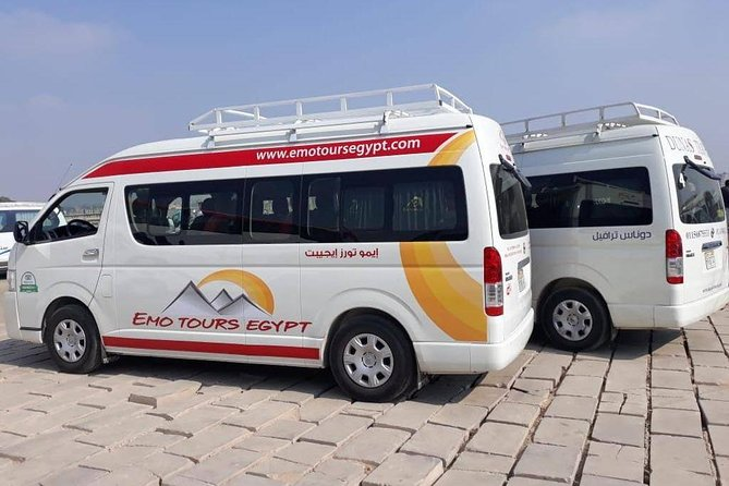 Transfers from Cairo airport to 6 October City