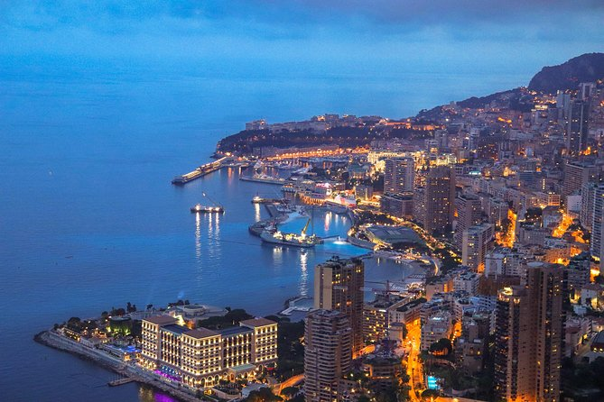 Monaco by Night Private Tour