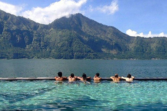 Best of Bali Sunrise Trek: Mt Batur Sunrise Trekking & Batur Natural Hot Spring