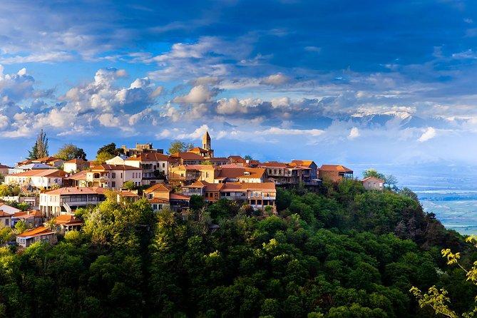 Private trip to Kakheti (Bodbe monastery - Sighnaghi city - Kvareli city )