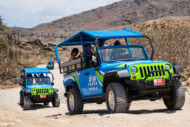 Off-road Adventure Tour of Aruba with Arikok National Park