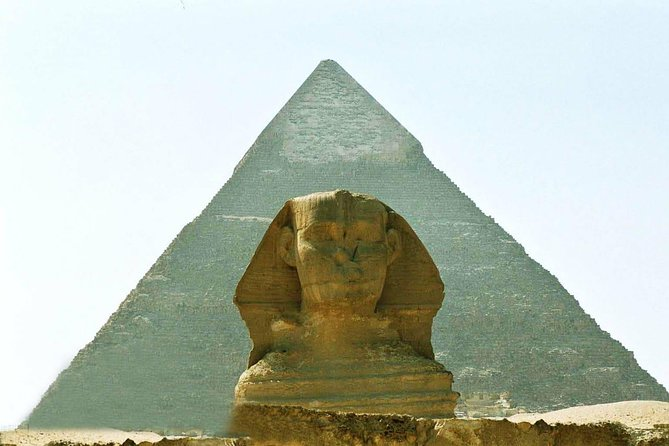 Cairo Pyramid & Museum Day Tour