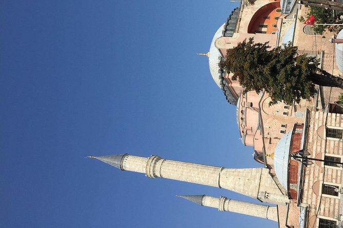istanbul half city tour
