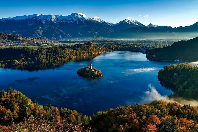 Ljubljana & Lake Bled - Small Group Tour from Koper