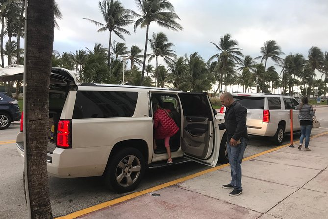 Transfer from Fort Lauderdale Airport to Miami Beach