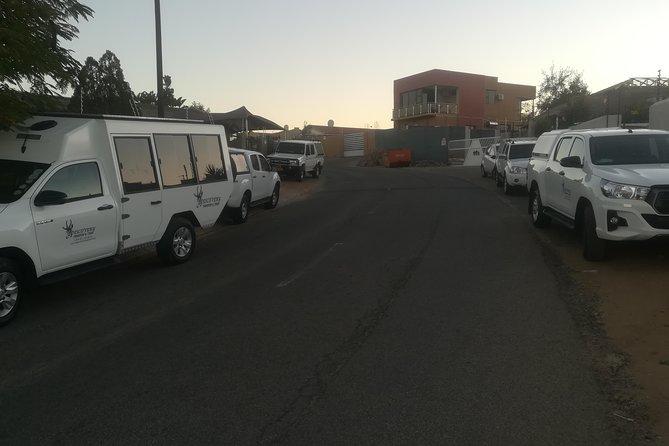 4 day Sossusvlei and Swakopmund Lodging
