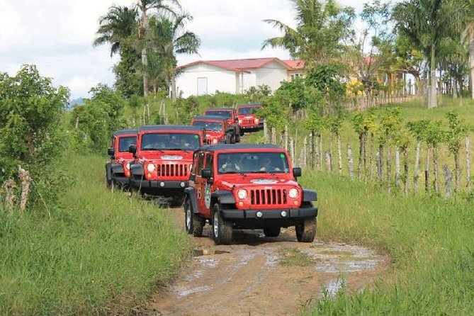 Super Jeep Expedition from Punta Cana (Full Day)