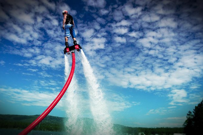 Live the Flyboard Experience from Cancun for the best price