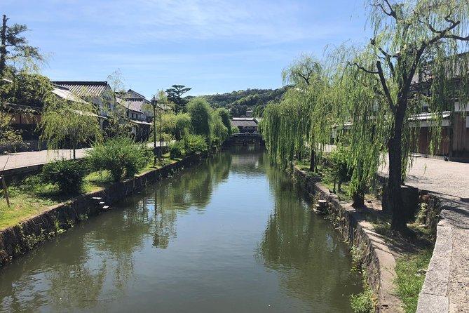 Enjoy Korakuen Japanese Garden and Old Japanese Street Kurashiki