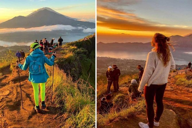 Mt. Batur Trekking With Hot Spring & kofee Plantation