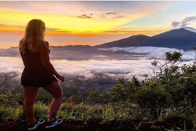 Bali Mount Batur Sunrise Trekking With Breakfast Atop