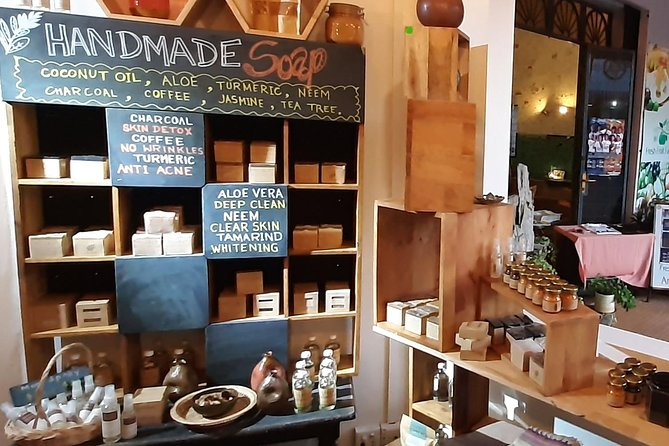 Handmade Soaps and wellbeing products