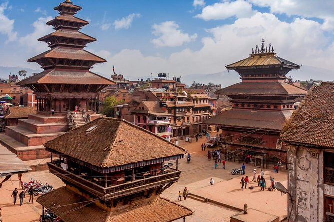 A Sightseeing Tour to Differentiate Three Durbar Square around Kathmandu Valley