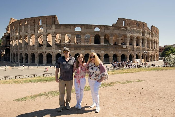 Private Shore Excursion: Full-Day Tour of Rome from Civitavecchia Port photo 14