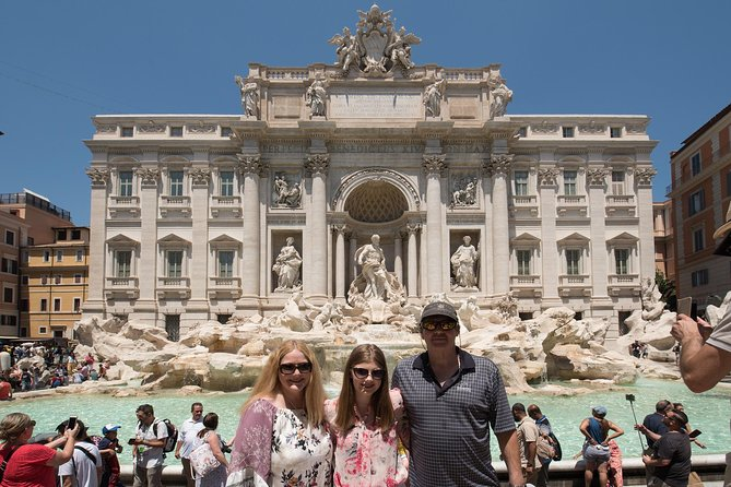 Rome Skip-The-Line Fast Entries Fullday with Expert Tour Guide and Driver photo 20