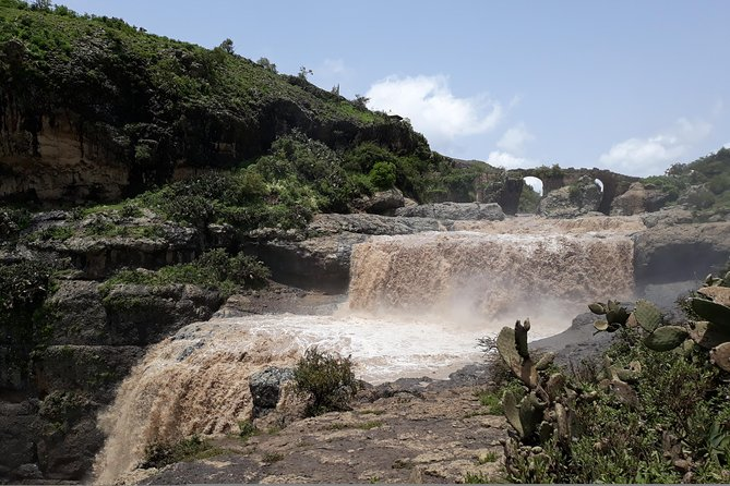 Perfect Escape from Busy Addis Ababa: Debre Libanos & Blue Nile Gorge excursions