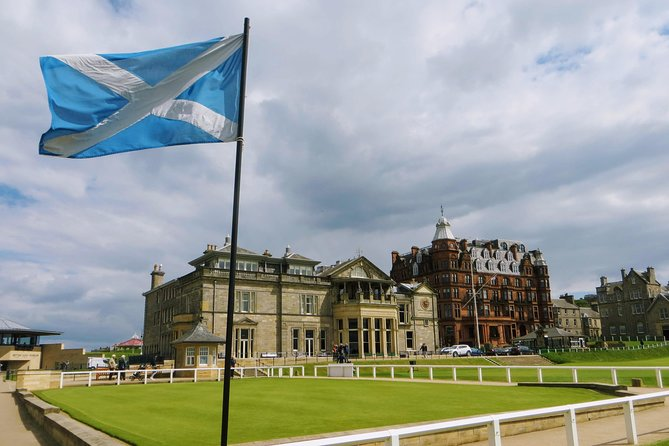 1-day Private Tour: St Andrews & Fife