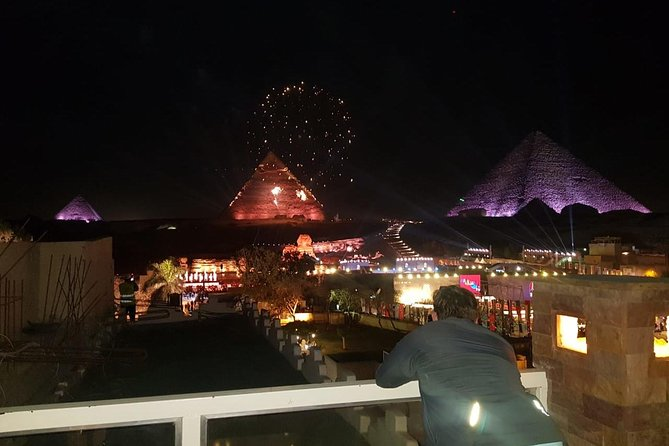 Sound and Light Show at the Pyramids with dinner photo 2