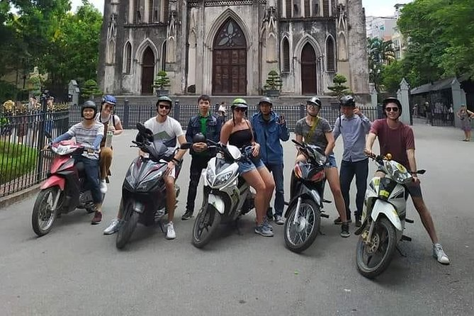 3.5 Hour Hanoi Motorbike Tour