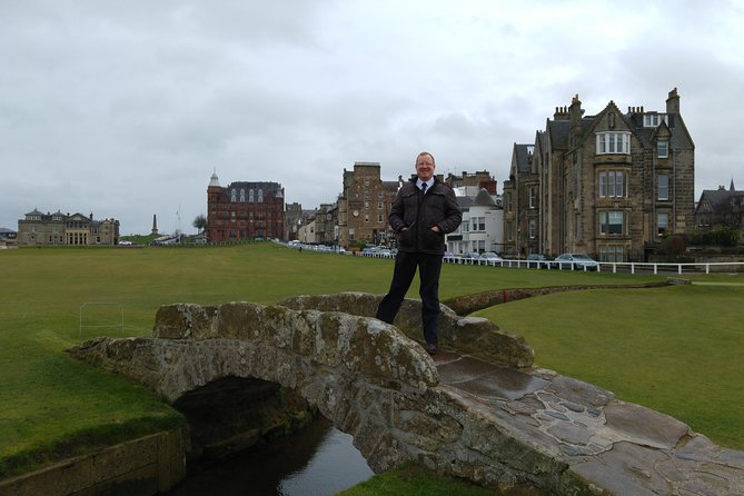 Saint Andrews University Town & Golf Day Tour.