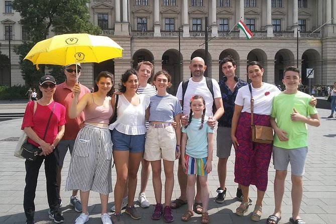 Budapest Historical Sightseeing - Walking Tour photo 9