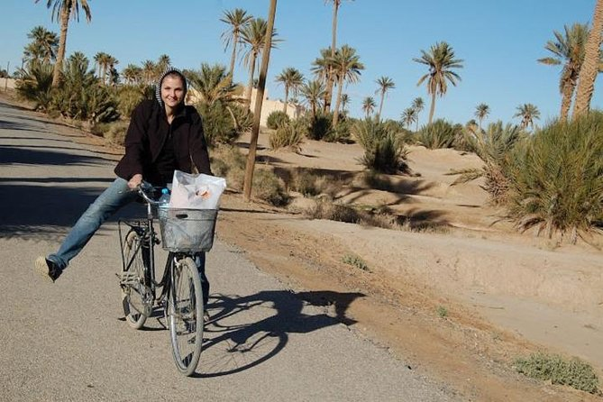 Tafilalet oasis by bicycle