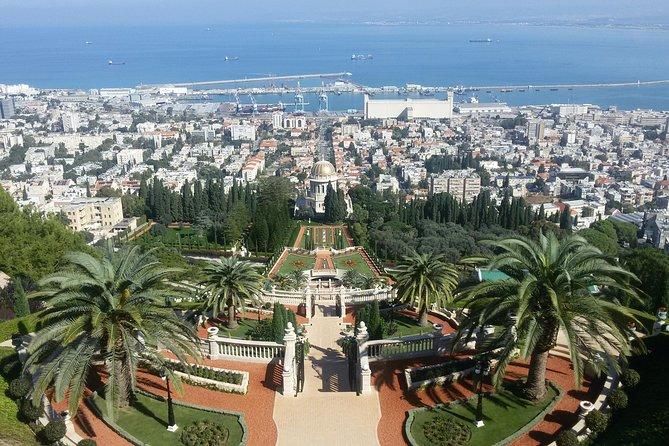 Haifa Highlights Private Tour