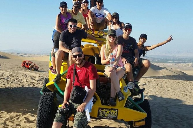 Dune Buggy Tour and Sandboarding