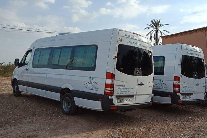 City Transfer - Marrakesh > Rabat