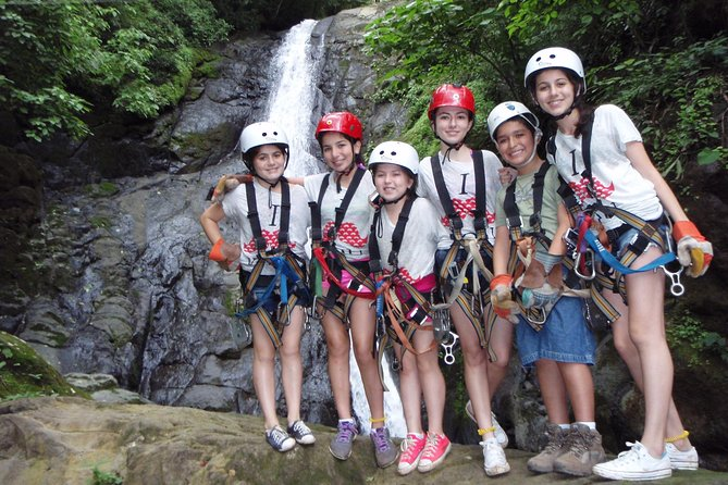 Golden Package (2 days/ 1 night + 25 lines ziplining over 11 waterfalls)