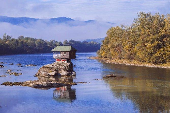 Mokra Gora, Šargan Eight, Drina river house, Day Tour from Belgrade