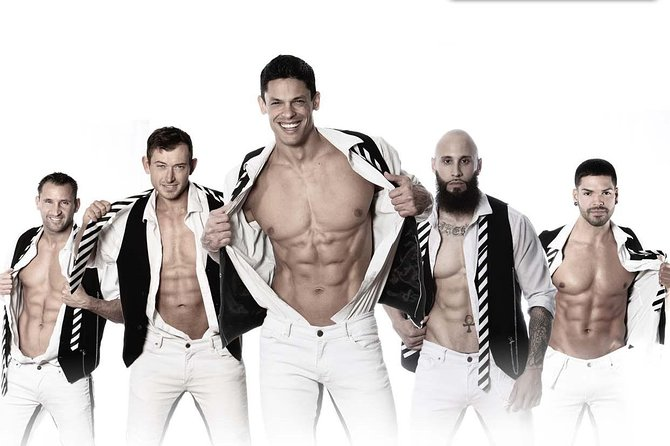 Rock Hard Revue: The Magic Mike Experience | General Admission