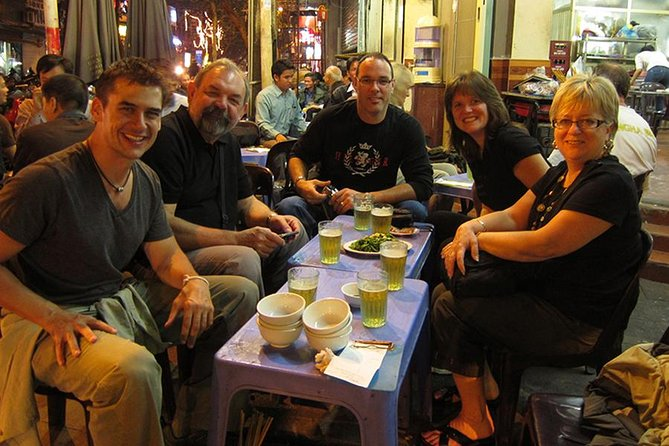 PRIVATE Hanoi Street Food Walking Tour including Cyclo ride