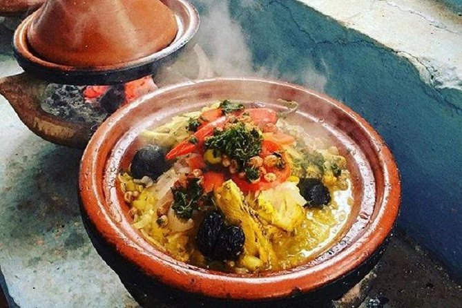 Authentic Moroccan Cooking Class > Marrakesh