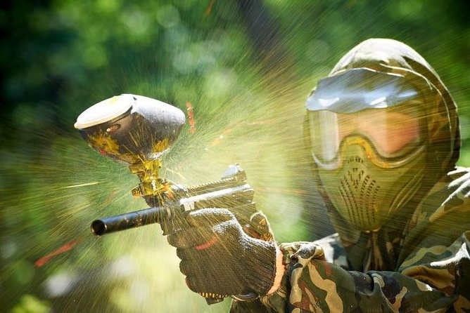 Paintball Experience with Barbeque
