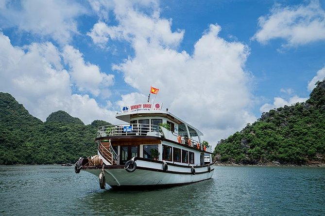 Halong Bay Deluxe Day Tour