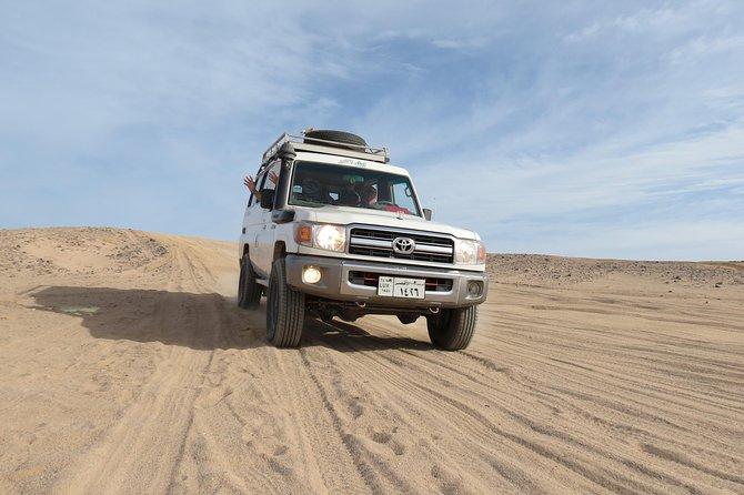 Super Safari Excursion By Jeep & Sunset & Camel Ride - Marsa Allam