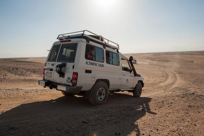 Super Safari Jeep & Sunset Cruise - Marsa Allam