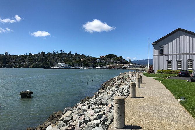 Tiburon Walking Tour #2: From the Coming of the Railroad Until Today