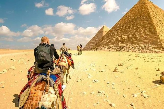 Private Tour to Giza Plateau and the Sphinx & lunch