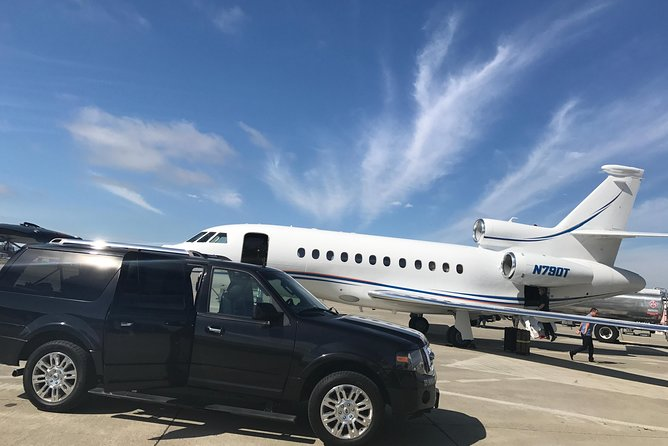Private Transfer: San Francisco International Airport to Silicon Valley