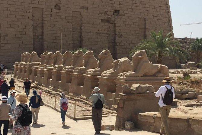 Day Trip to Luxor from Hurghada El Gouna