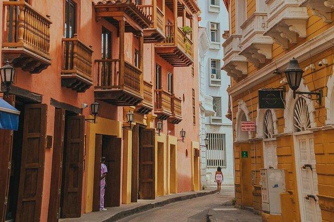 Private City Tour CARTAGENA