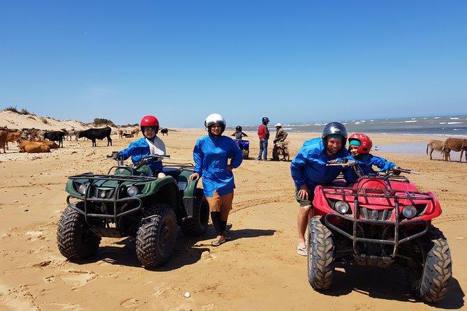 Essaouira: Quad 4-hour ride