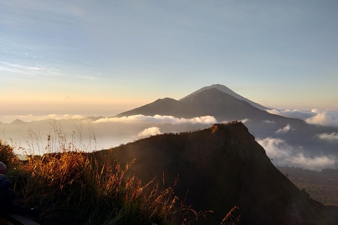 Mount Batur trekking & Hidden waterfall