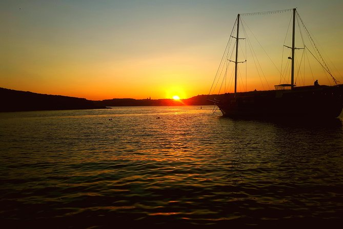 Sunset Private Boat Charter Malta Gozo Comino