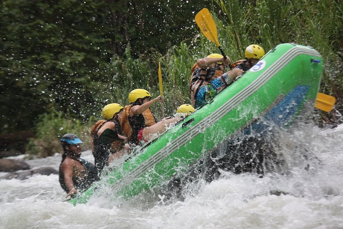 White Water Rafting class V photo 3