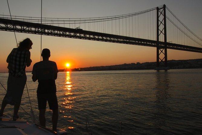 Go Sailing - Lisbon Sailing Tour
