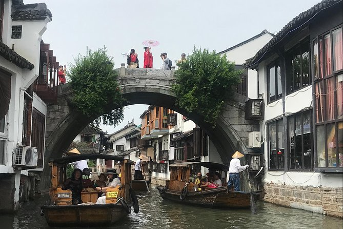 Shanghai Private Tour to Zhujiajiao Ancient Town with Local Lunch photo 2